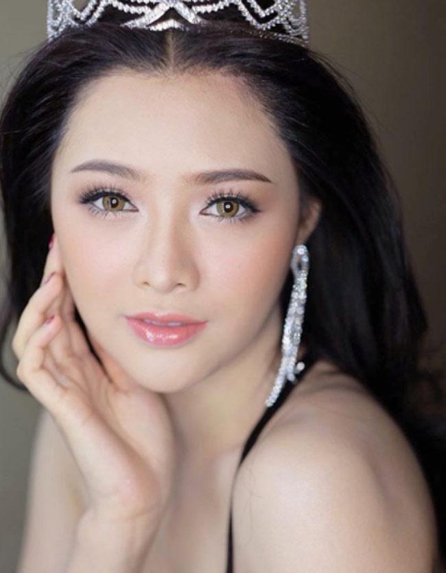 """""""Đệ nhất hoa hậu Lào"""" có nhan sắc ví như tiên nữ giáng trần - hình ảnh 5"""