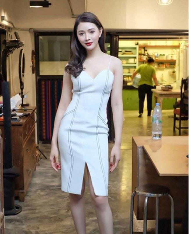 """""""Đệ nhất hoa hậu Lào"""" có nhan sắc ví như tiên nữ giáng trần - hình ảnh 6"""