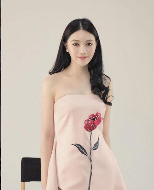 """""""Đệ nhất hoa hậu Lào"""" có nhan sắc ví như tiên nữ giáng trần - hình ảnh 10"""