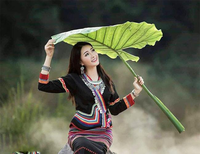 """""""Đệ nhất hoa hậu Lào"""" có nhan sắc ví như tiên nữ giáng trần - hình ảnh 15"""