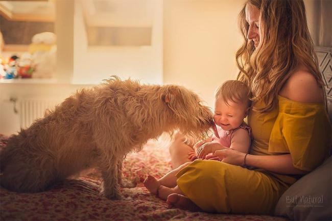 Mê mẩn với bộ ảnh mẹ cho con bú của nhiếp ảnh gia Ấn Độ - hình ảnh 7