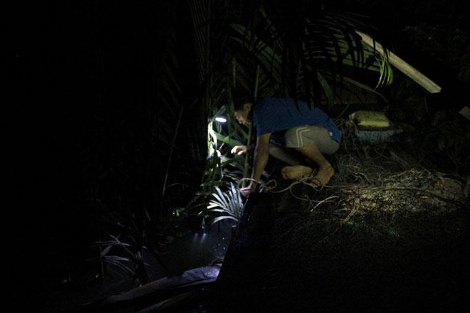 """Theo chân thợ săn cá """"khủng"""", từng 2 lần được lộc trời ban ở Sài Gòn - hình ảnh 6"""