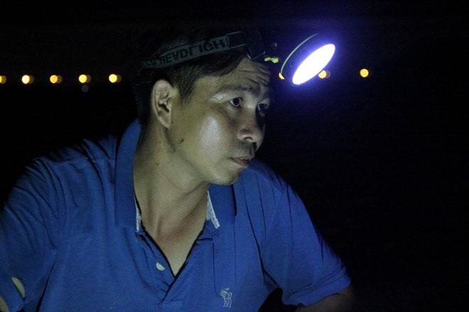 """Theo chân thợ săn cá """"khủng"""", từng 2 lần được lộc trời ban ở Sài Gòn - hình ảnh 11"""
