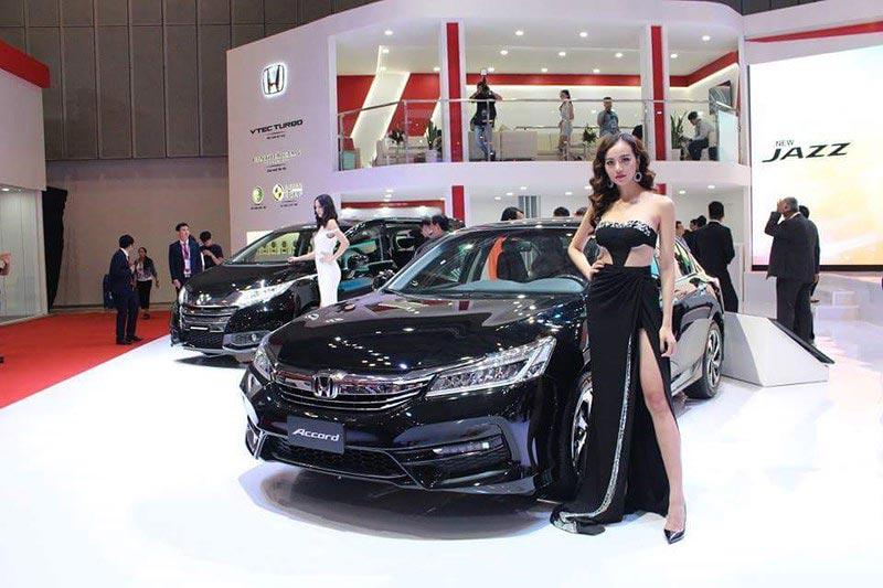Ô tô Mỹ, Nhật... bắt đầu quay lại thị trường Việt Nam - 1