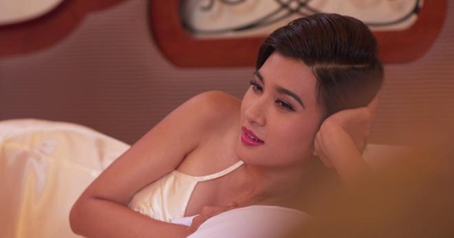 """Tò mò về """"nữ hoàng cảnh nóng"""" mới của màn ảnh Việt - hình ảnh 2"""