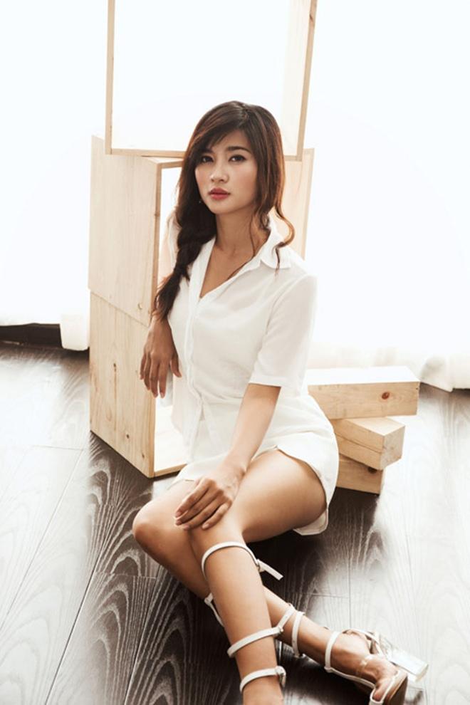 """Tò mò về """"nữ hoàng cảnh nóng"""" mới của màn ảnh Việt - hình ảnh 6"""