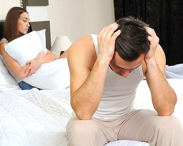 """Bị vợ bỏ vì một năm chỉ """"chiều"""" được năm lần - hình ảnh 1"""