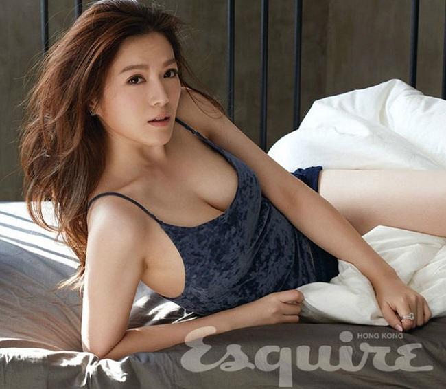 """Vẻ sexy tuyệt đối của 5 hoa á hậu Hồng Kông mở """"tiệc trinh nữ"""" công khai - hình ảnh 11"""