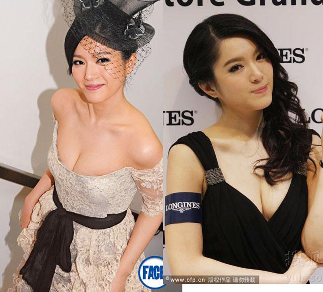 """Vẻ sexy tuyệt đối của 5 hoa á hậu Hồng Kông mở """"tiệc trinh nữ"""" công khai - hình ảnh 13"""