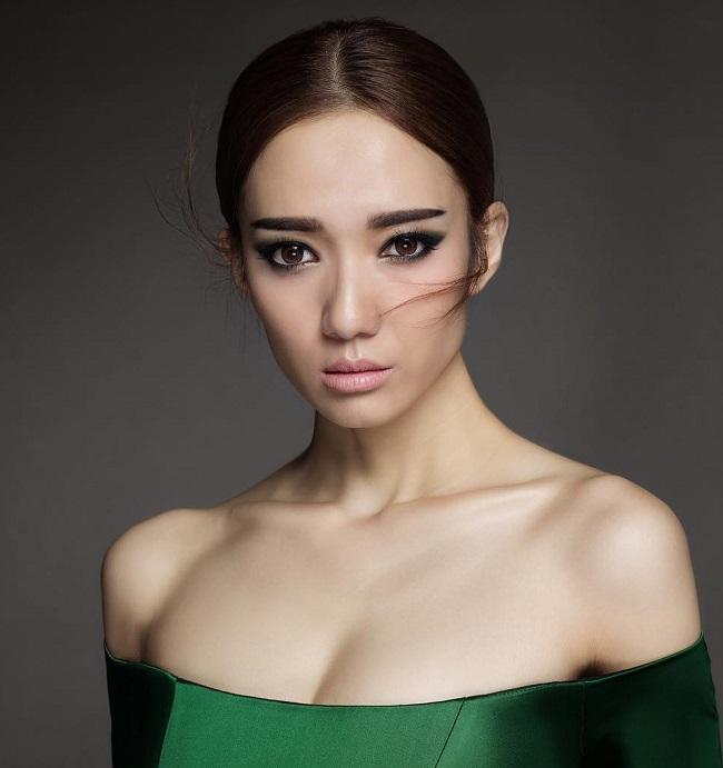 """Vẻ sexy tuyệt đối của 5 hoa á hậu Hồng Kông mở """"tiệc trinh nữ"""" công khai - hình ảnh 4"""