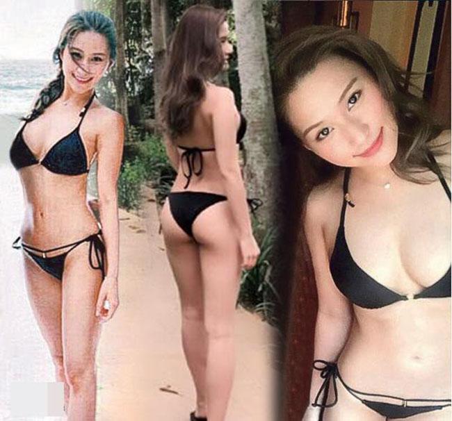 3 cô con gái xinh đẹp hơn hoa hậu của ông trùm sòng bài Macau - hình ảnh 4