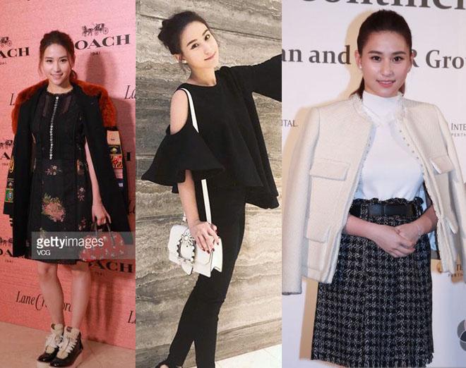 3 cô con gái xinh đẹp hơn hoa hậu của ông trùm sòng bài Macau - hình ảnh 6