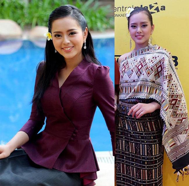 """Gục ngã trước loạt ảnh mới của cô gái Lào 20 tuổi """"xinh như tiên"""" - hình ảnh 16"""