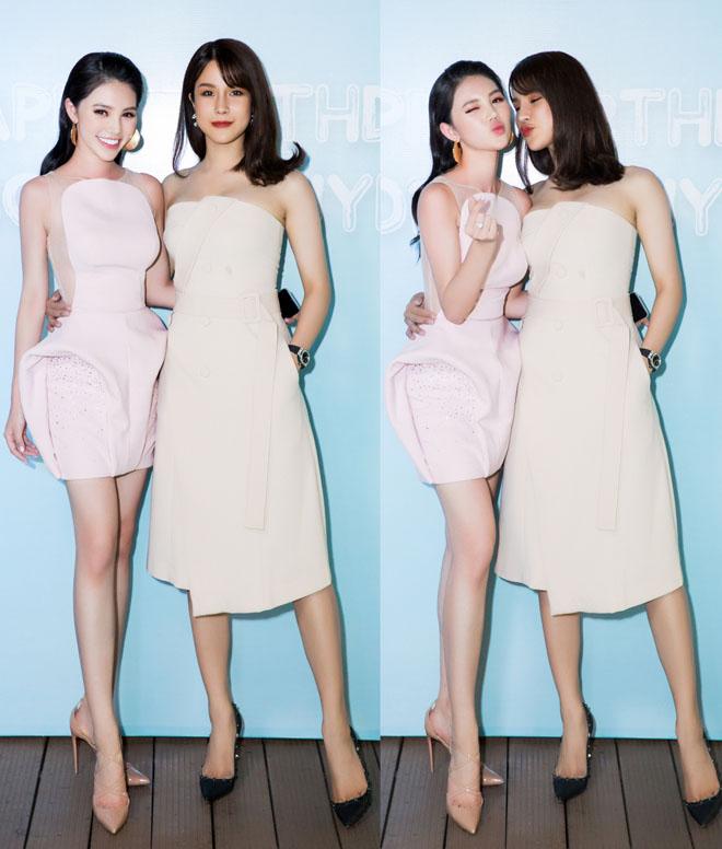 """Đây có phải bộ 3 """"gái chảnh"""" hot nhất giới chân dài Việt? - hình ảnh 13"""