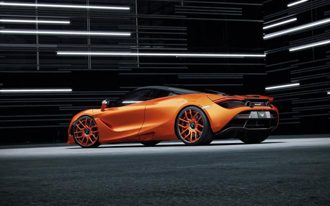 """Ngắm bản độ công suất dành cho siêu xe """"triệu đô"""" McLaren 720S - 3"""