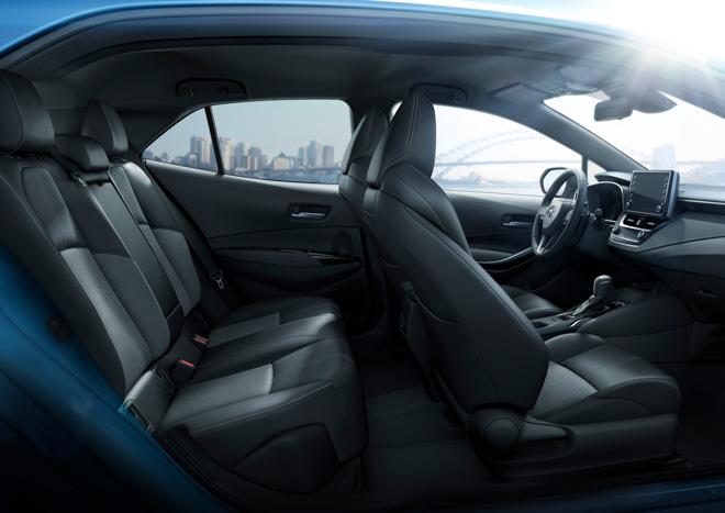 Chiêm ngưỡng Toyota Corolla 2019 sắp ra mắt - 11