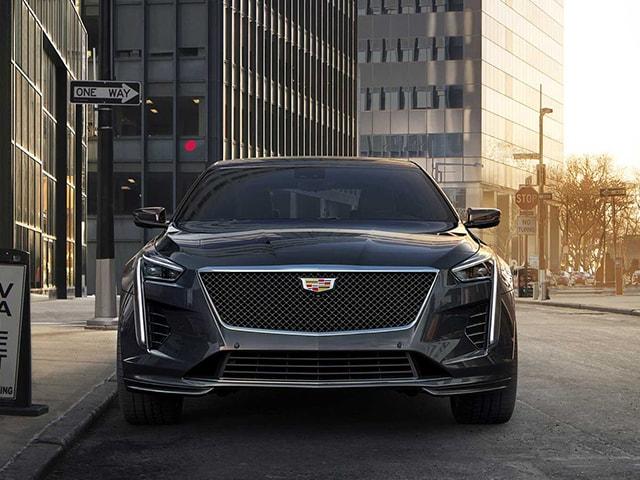 Cadillac CT6 V-Sport mạnh 550 mã lực; sẽ bán ra vào năm sau