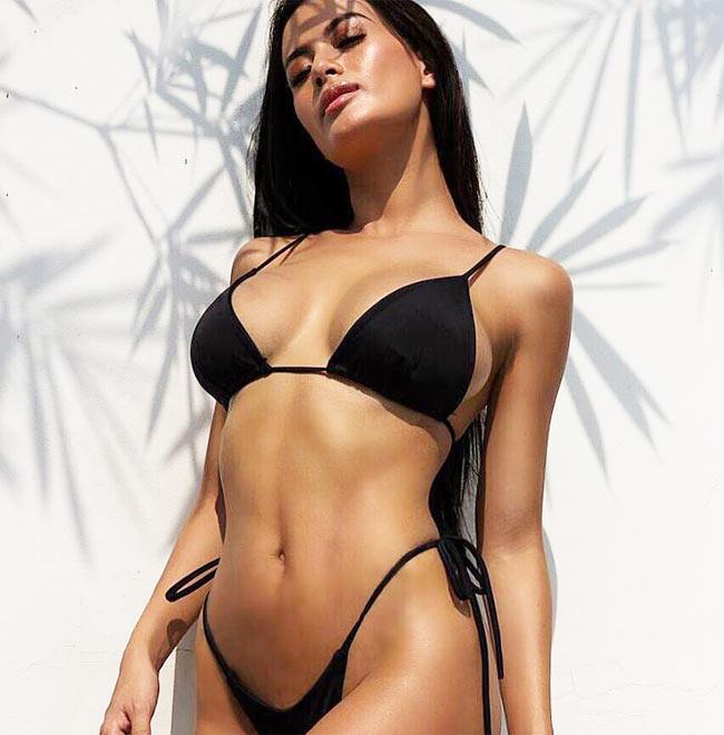 """2 lần sinh nở nhưng người mẫu Đà Lạt vẫn xứng là """"nữ thần bikini"""" - hình ảnh 7"""