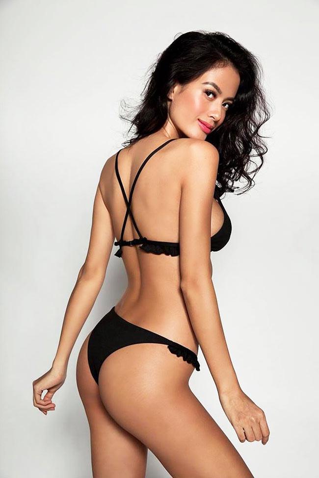 """2 lần sinh nở nhưng người mẫu Đà Lạt vẫn xứng là """"nữ thần bikini"""" - hình ảnh 11"""