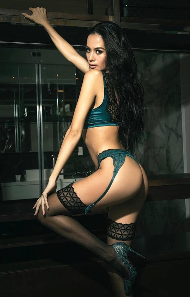 """2 lần sinh nở nhưng người mẫu Đà Lạt vẫn xứng là """"nữ thần bikini"""" - hình ảnh 14"""