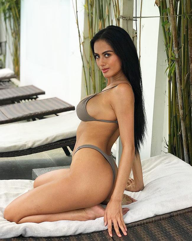 """2 lần sinh nở nhưng người mẫu Đà Lạt vẫn xứng là """"nữ thần bikini"""" - hình ảnh 12"""