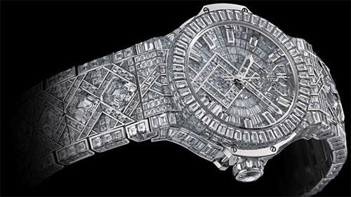 18 chiếc đồng hồ đắt nhất thế giới, chỉ tỷ phú mới dám mua (P1) - 8