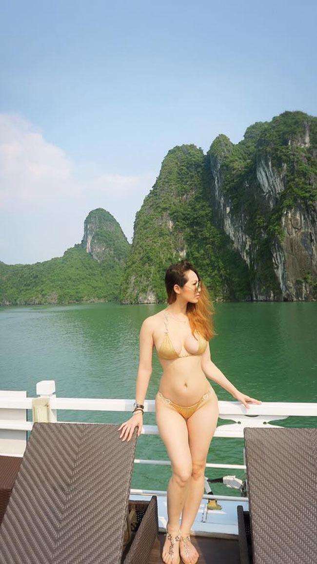 Cuộc đời giông bão của kiều nữ Quảng Ninh nóng bỏng Angie Vũ Hà - hình ảnh 7