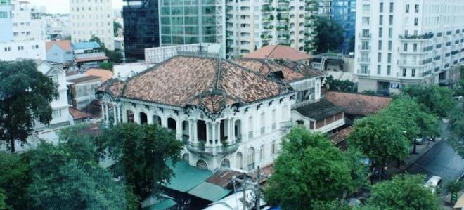 Lộ diện hình hài biệt thự cổ 35 triệu USD ở Sài Gòn sau trùng tu - 8