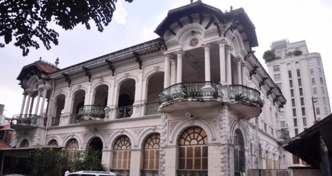 Lộ diện hình hài biệt thự cổ 35 triệu USD ở Sài Gòn sau trùng tu - 6