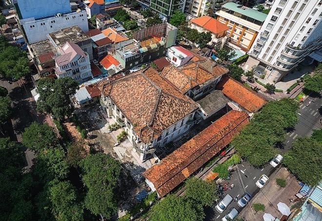 Lộ diện hình hài biệt thự cổ 35 triệu USD ở Sài Gòn sau trùng tu - 12