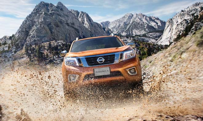Giá xe Nissan Navara 2019 cập nhật mới nhất tại đại lý - 4