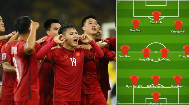 ĐT Việt Nam đấu Asian Cup: Báo châu Á chọn đội hình mạnh nhất, họ là ai? - 1