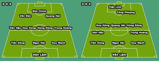 11 cầu thủ ĐT Việt Nam đá chính Asian Cup: Thầy Park chọn ai? - 4