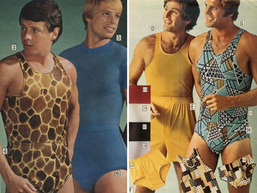 Tá hỏa với thời trang của các anh thập niên 70 - 2