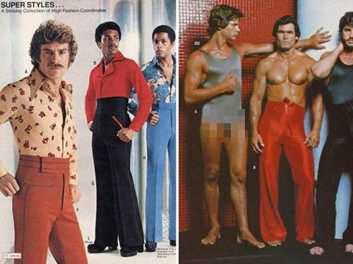 Tá hỏa với thời trang của các anh thập niên 70 - 3