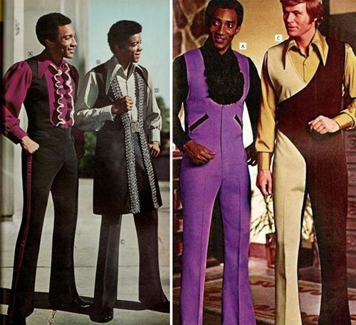 Tá hỏa với thời trang của các anh thập niên 70 - 7