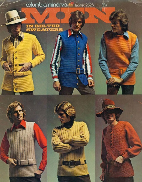 Tá hỏa với thời trang của các anh thập niên 70 - 6