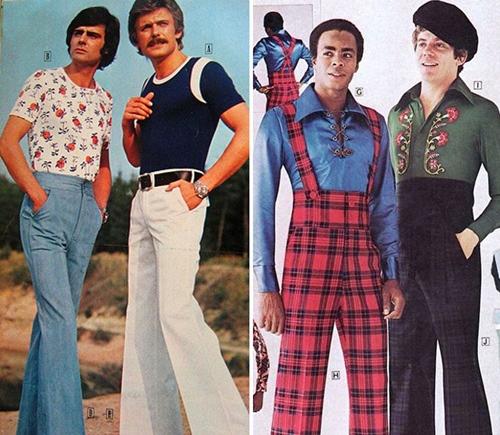 Tá hỏa với thời trang của các anh thập niên 70 - 4