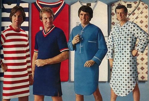 Tá hỏa với thời trang của các anh thập niên 70 - 10