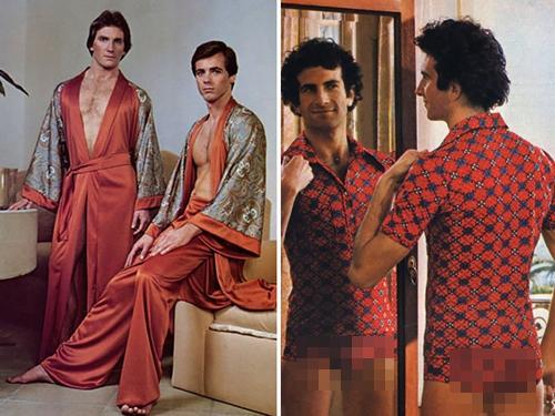 Tá hỏa với thời trang của các anh thập niên 70 - 15