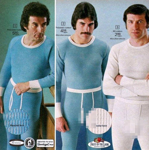 Tá hỏa với thời trang của các anh thập niên 70 - 13
