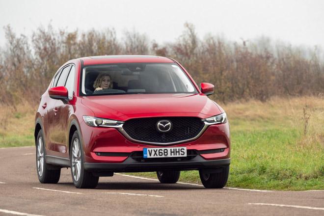 Mazda CX-5 2019 có giá từ 751 triệu đồng: Trang bị hàng loạt công nghệ mới - 1