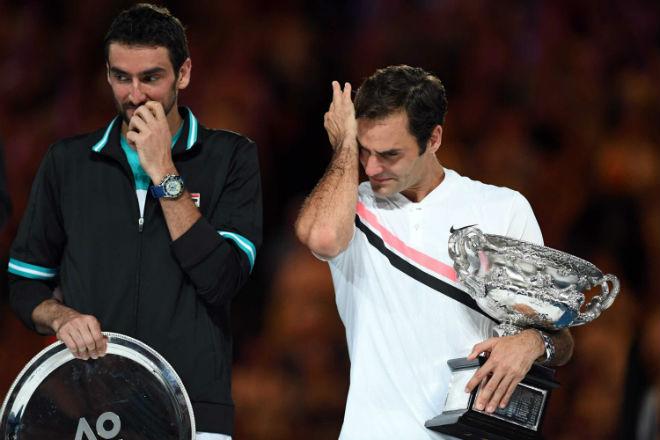 Australian Open: Federer săn hattrick phải trèo qua núi Nadal – Djokovic - 1