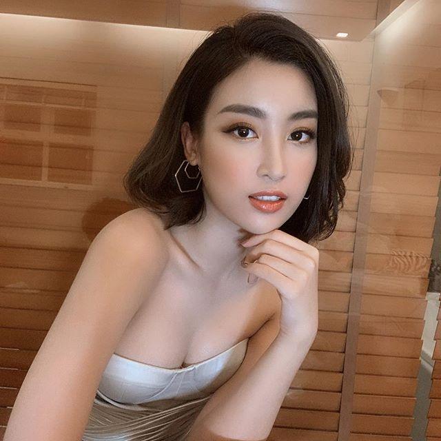 Hết nhiệm kỳ, Mỹ Linh ngày càng mặc đẹp và nữ tính