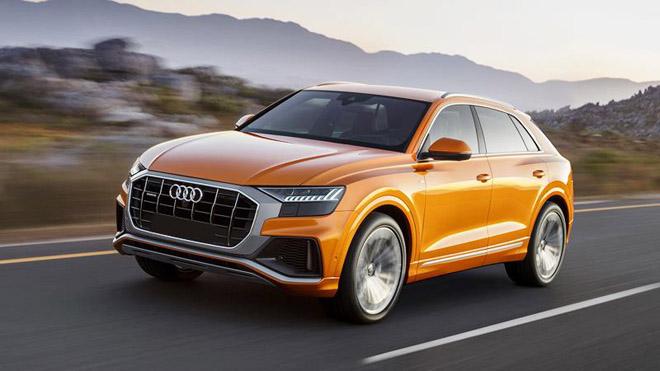 Bảng giá xe Audi 2019 cập nhật mới nhất - Giá xe Audi Q8 tại Việt Nam - 12