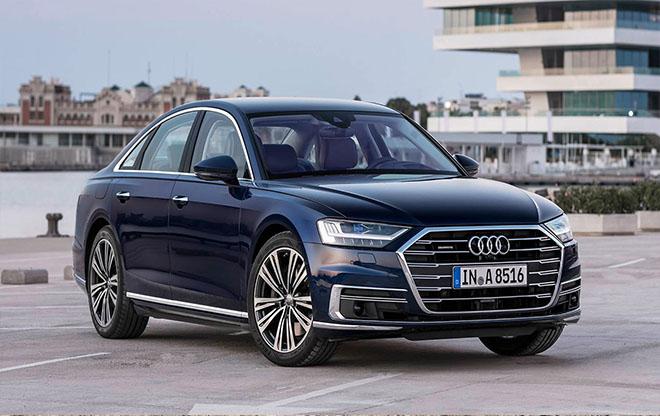 Bảng giá xe Audi 2019 cập nhật mới nhất - Giá xe Audi Q8 tại Việt Nam - 7