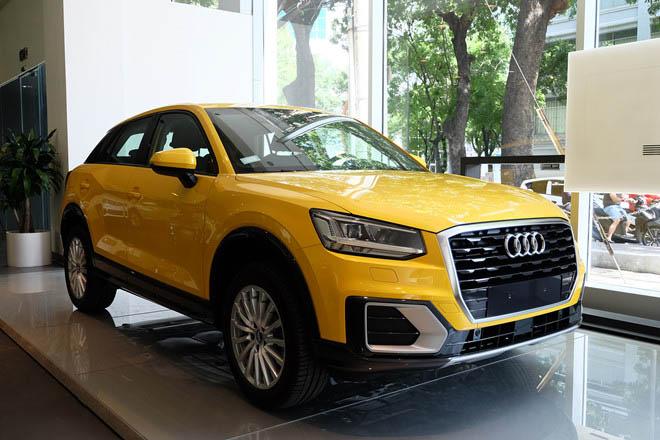 Bảng giá xe Audi 2019 cập nhật mới nhất - Giá xe Audi Q8 tại Việt Nam - 8