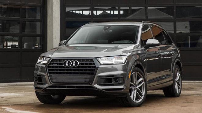 Bảng giá xe Audi 2019 cập nhật mới nhất - Giá xe Audi Q8 tại Việt Nam - 11