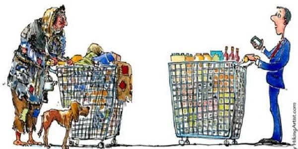 10 điểm khác biệt giữa người giàu và người nghèo - 1