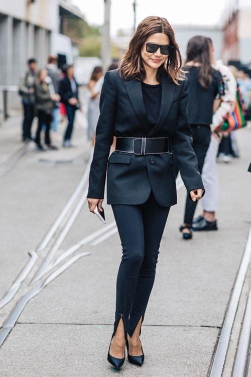 4 chiếc blazer giúp nữ công sở mặc đẹp cả năm - 3